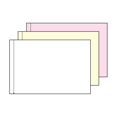 3枚複写(3枚目がピンク)